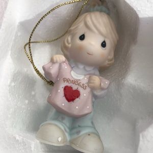 Precious Moments PRINCESS Ornament